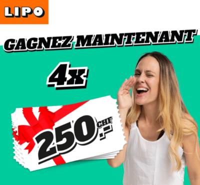 LIPO jeu-concours