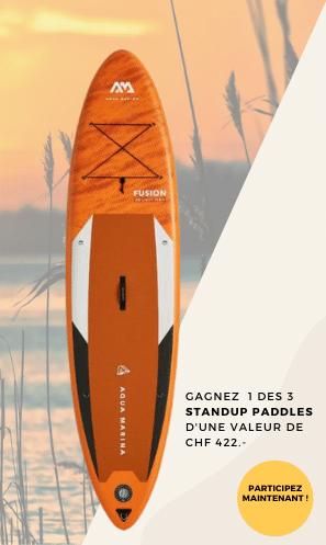 StandUp Paddle à gagner