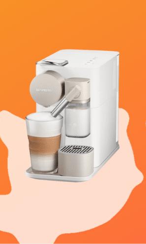 Gagnez 1 des 3 machines à café de Nespresso