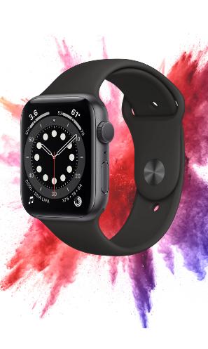 Gagnez 1 des 3 Apple Watches
