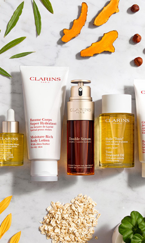 Clarins concours