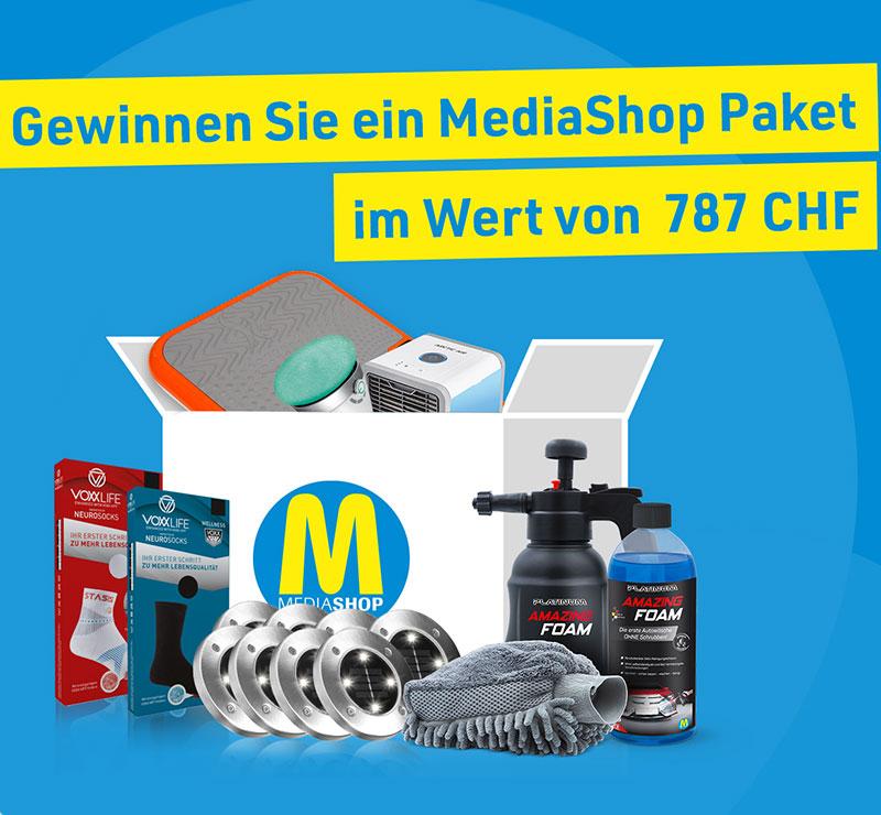 MediaShop Wettbewerb