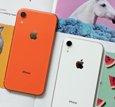 iPhone XR Wettbewerb