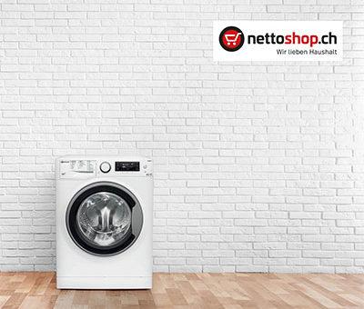 Den Bauknecht WATR 107760 N Waschtrockner von nettoshop.ch gewinnen!