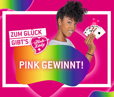 Grossartige Preise mit Pink Lady und Schweizer Gewinnspiele
