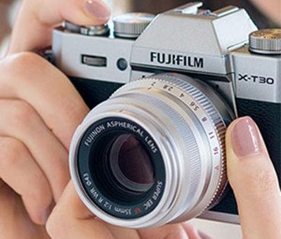 Neueste Wettbewerbe mit Win4Win: Die FUJIFILM X-T30 Kamera gewinnen