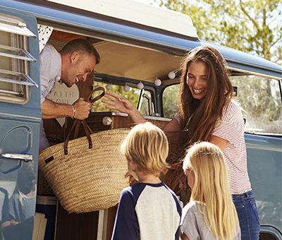 Abenteuerliche Camping Ferien mit dem neuen TCS Wettbewerb