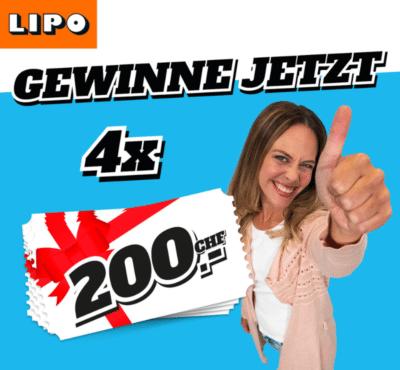 LIPO Gewinnspiel
