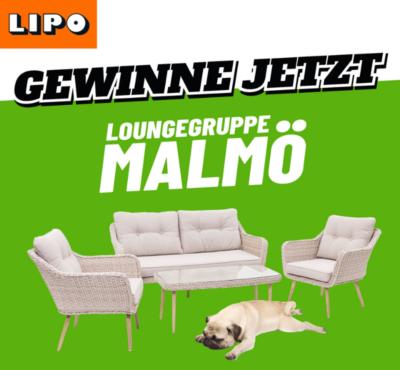 LIPO Einrichtungmärkte Gewinnspiel