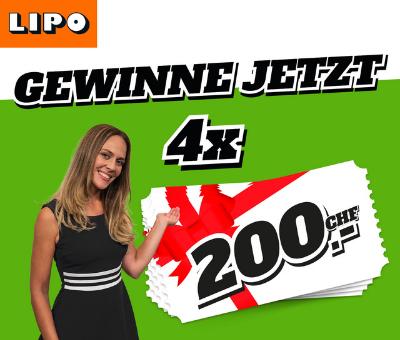 Schweizer Wettbewerbe mit Win4Win und LIPO