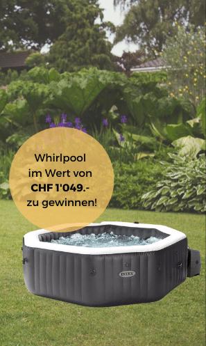 Gewinne 1 INTEX Whirlpool