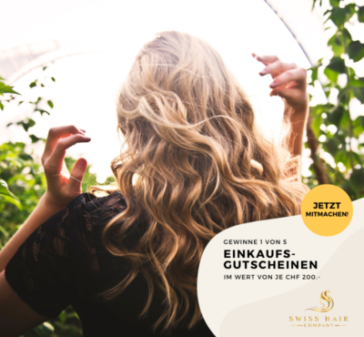 Swiss Hair Company Wettbewerb